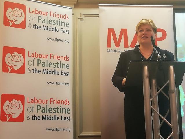 Emily Thornberry MP, Shadow Foreign Secretary