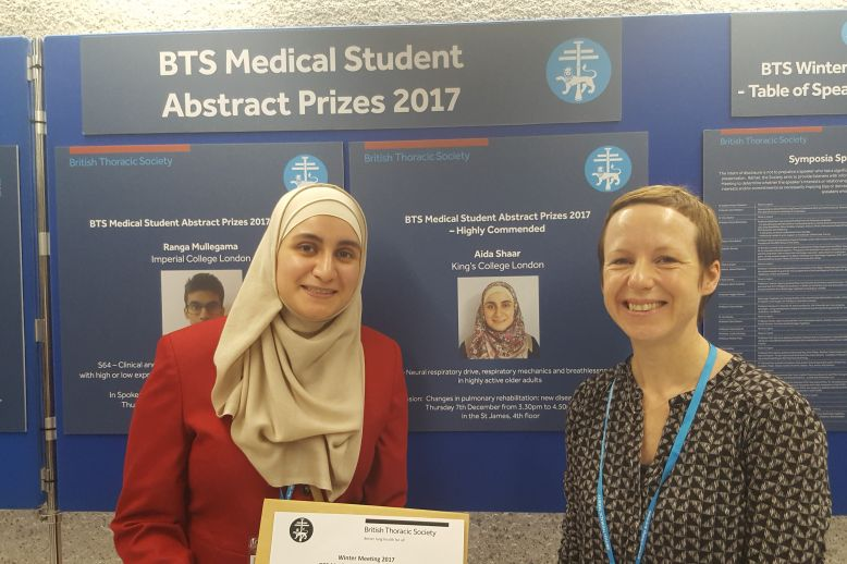 """Asfari-MAP Scholar wins medical prize: """"MAP has changed my"""