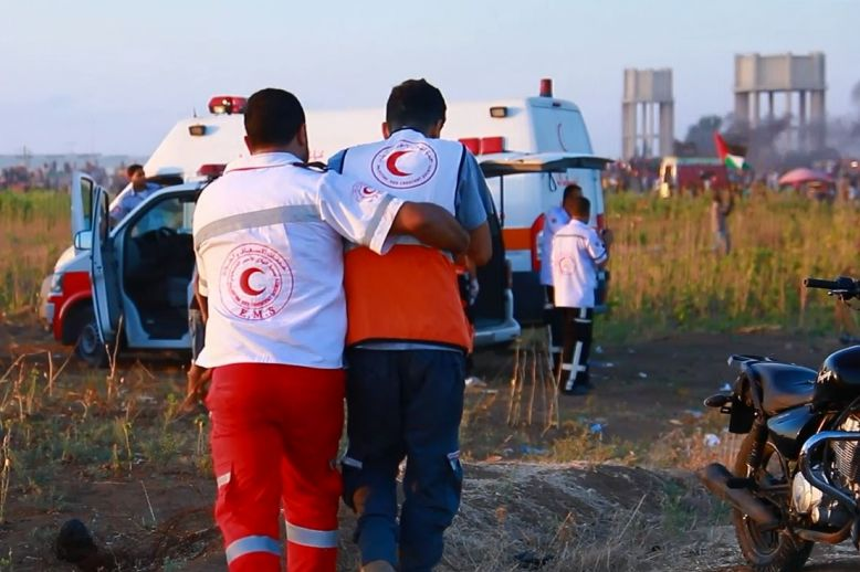 The UK must address attacks on Palestinian health workers